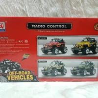 mainan Mobil RC Remote Control Car 8015-1 Off Road Vehicle #mainan