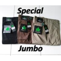 Celana Panjang Katun Evergreen 8089 Jumbo