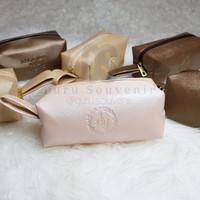 Boxie pouch 2. Souvenir pernikahan. Termewah dan termurah. Free emboss