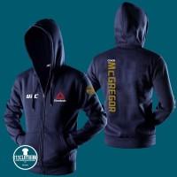Jaket Hoodie Zipper UFC Conor Mcgregor - 313 Clothing