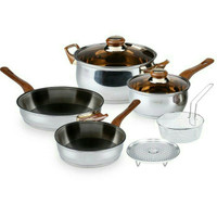 Ox911 oxone panci set / cookware set 4+2