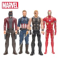 HOT 2018 Marvel Toys 30cm Avengers 3 Infinity War Thor Star Lord