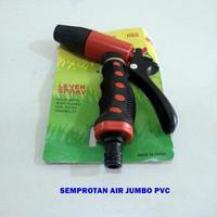 Semprotan air jumbo selang-hose nozzle water gun spray alat semprot