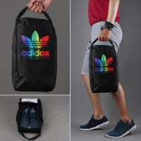Tas Sepatu Bola atau sepatu futsal Grade Ori Adidas Rainbow