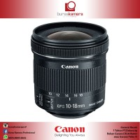 Canon EF-S 10-18mm F4.55.6 IS STM
