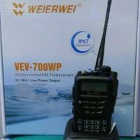 HT WEIRWEI VEV 700WP ANTI AIR dualband
