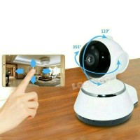 CCTV WIRELESS WIFI IP CAMERA 2MP LANGSUNG PANTAU DI HP SANGAT MUDAH
