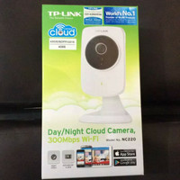 TPLINK NC220 Day/Night Cloud IP Camera Wifi