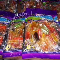 Paket Duet Dodol dan Manisan Rumput Laut Khas Lombok