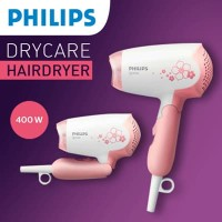 Philips Hair Dryer Travel Mini Lipat Tekuk HP8108 HP 8108 HP-8108 400w