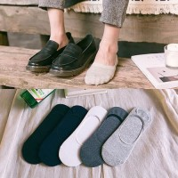 Hidden socks boat socks kaos kaki cewe cowo unisex005#