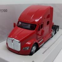 Diecast Miniatur Truck Kenworth T700 - Diecast Kinsmart Scale Model