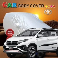 Body Cover Selimut Sarung Mobil All New Rush Terios 2018