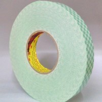 3M Double Urethane Foam Tape - Mounting Tape 4032 , 18 mm x 25 M