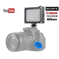 Video Lighting 112 LED - Lampu Studio Foto For Canon Nikon Sony