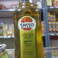 Minyak Zaitun SASSO Extra Virgin Olive Oil Diskon