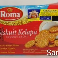 Roma Kelapa / coconut biscuit