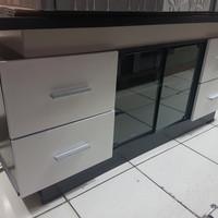 rak tv/ bufet tv minimalis dengan laci murah free ongkir