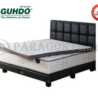 Mattress Cushion / Kasur Topper Guhdo Rebonded 160x200x8cm (Tanpa per)