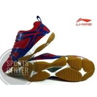 new BEST DEAL Sepatu Badminton Lining OMEGA AYTM087 AYTM 087 Red