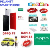 Oppo f7 Ram 4/64gb Garansi Resmi OPPO Indonesia Banyak Bonusnya