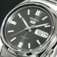 Seiko 5 Automatic Men's Watch SNXS79K Snxs79k1 snxs79 SNXS77