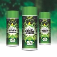 Minyak Herba Sinergi (MHS) / Minyak Burung Bubut / Minyak MHS HPAI