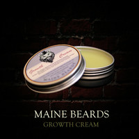 Maine Beards Growth Cream