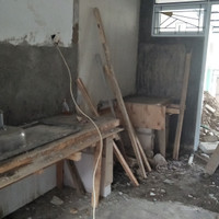 Renovasi kitchen set rumah bogor
