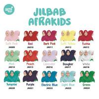 Afrakids Jilbab Anak instan Premium size L / XL