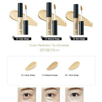 THE SAEM COVER PERFECTION TIP CONCEALER SPF 28 / PA++