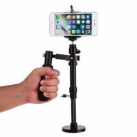 Stabilizer Steadycam Smartphone Action Camera GoPro Gimbal Untuk HP