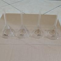 Alat Lab/Kimia/Farmasi - Corong Diameter 7,5 cm PYREX