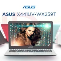 Laptop ASUS X441UV-WX259T Ci3-6006 4GB 1TB VGA 14 WINDOWS
