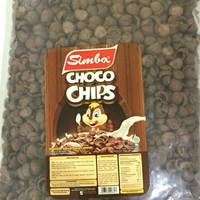 Simba Koko Krunch 1Kg | choco chips Kiloan Koko Krunch original