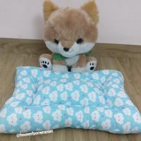 Alas tidur anjing size M. Pet dog bed. Tempat tidur / kasur hewan