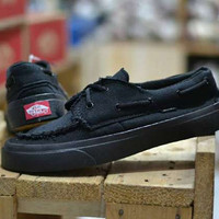 Sepatu sneakers Pria Vans Zapato Waffle ICC bagus / bonus kaos kaki