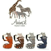 Hipseat Carrier Aiebao Animal 6626
