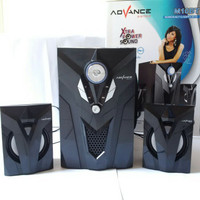 Speaker Multimedia Bluetooth Advance M10BT