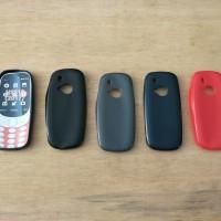 Soft Case Glossy - Nokia 3310 Reborn (2017) / Nokia 3310 Dual SIM