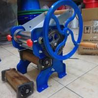 Gilingan mie manual noodle maker mesin pembuat mi homemade