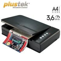 scanner plustek buku tebal OpticBook 4800 - A4 - 3,6 dtk/lbr