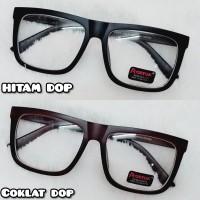 Frame kacamata casual rostok rectangle pria wanita