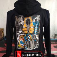 sweater racing motor NGO aksesoris Thailook biker distro custom