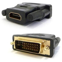 Converter HDMI to DVI / Konektor HDMI Female to DVI 24+1