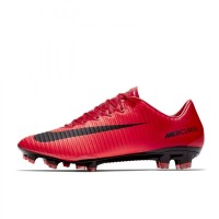 Sepatu Bola Nike Mercurial Vapor XI FG Red Original 831958-616