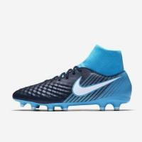 Sepatu Bola Nike Magista Onda II DF FG Blue Original 917787-414