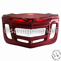 Cover List Stop Ducktail Lampu NMAX