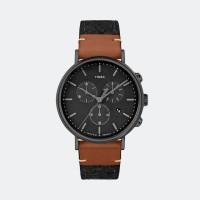 Jam Tangan Pria Timex Fairfield Chronograph TW2R62100 Original