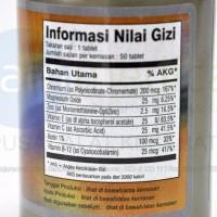promo Supplement Sea Quill Sugar Shield untuk Penderita Diabetes Meli